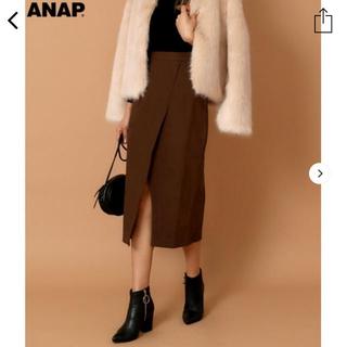 アナップ(ANAP)のANAP タイトスカート(ひざ丈スカート)