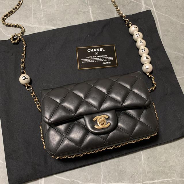 CHANEL(シャネル)の新品☆新作☆CHANEL☆シャネル☆ミニショルダーバッグ レディースのバッグ(ショルダーバッグ)の商品写真