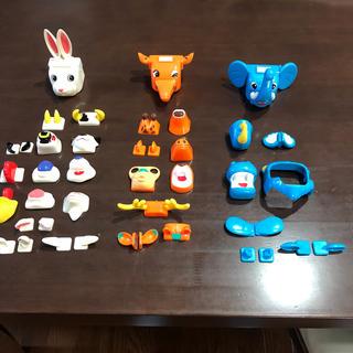 動物、組み合わせパズル♠️♠️(知育玩具)