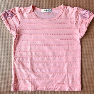 BeBe - スラップスリップ Tシャツ 110cm