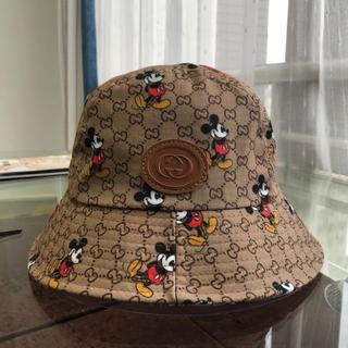 Gucci -  グッチ × ディズニー バスケット ハット