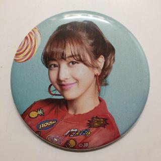 ウェストトゥワイス(Waste(twice))のTWICE Candy popカフェ ジヒョちゃん缶バッチ 缶バッジ(K-POP/アジア)