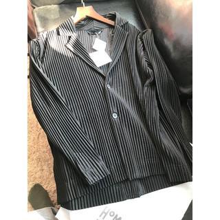 homme plisse イッセイミヤケのジャケットです
