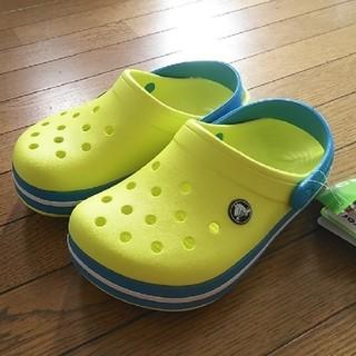 crocs - 新品!クロックス サンダル20サイズJ2