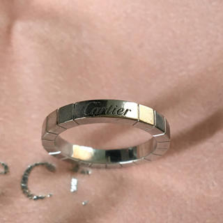 Cartier - カルティエ ラニエールリング18KWG