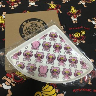 HYSTERIC MINI - ①ヒスミニ テディ ピザプレート