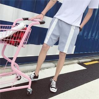 ☆人気ラインデザインパンツ☆(ショートパンツ)