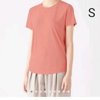 MUJI (無印良品) - 無印良品  吸汗速乾UVカット  半袖Tシャツ  S