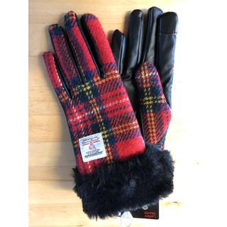 ハリスツイード(Harris Tweed)のハリスツイード 手袋❣️新品❣️(手袋)