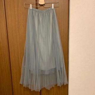 GRL - GRL グレー スカート