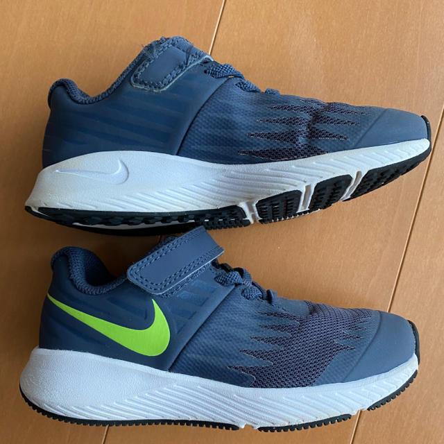 NIKE(ナイキ)のNIKE  スターランナー 17cm キッズ/ベビー/マタニティのキッズ靴/シューズ(15cm~)(スニーカー)の商品写真