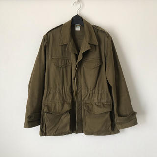 Maison Martin Margiela - 【DEAD STOCK】50's-60's FRENCH ARMY M47 後期
