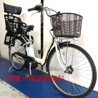 ヤマハ パスラフィーニ 26インチ 3人乗り対応 6ah 電動自転車(自転車本体)