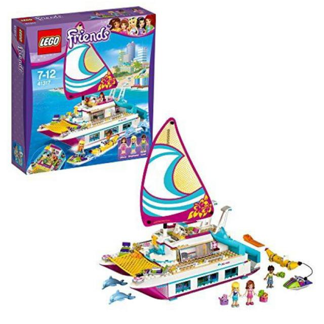 Lego(レゴ)のLEGO Friends(外箱無し) キッズ/ベビー/マタニティのおもちゃ(積み木/ブロック)の商品写真