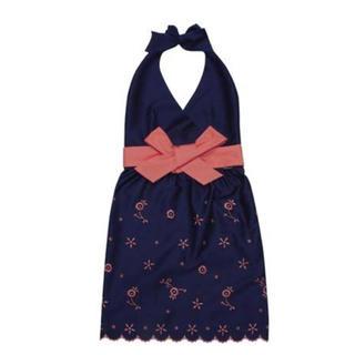 Francfranc - 刺繍エプロン