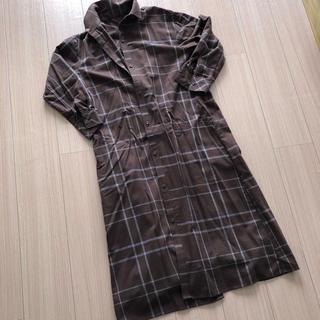 アズールバイマウジー(AZUL by moussy)のAZUL ロングシャツ(シャツ/ブラウス(長袖/七分))