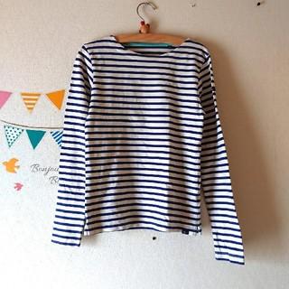 コドモビームス(こども ビームス)のビームス ミニ ボーダーカットソー 150(Tシャツ/カットソー)