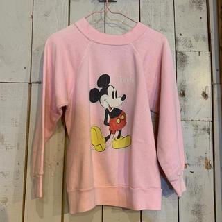 サンタモニカ(Santa Monica)のVintage Mickey made in USA(Tシャツ/カットソー)