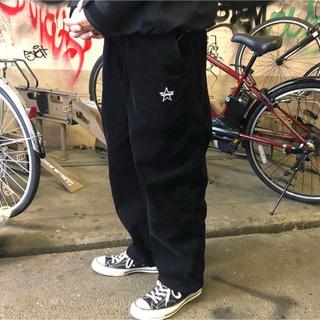 Supreme - Supreme 19AW Corduroy Skate Pant M Black