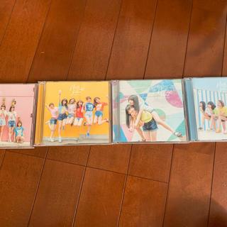ノギザカフォーティーシックス(乃木坂46)の逃げ水CDコンプ(女性アイドル)