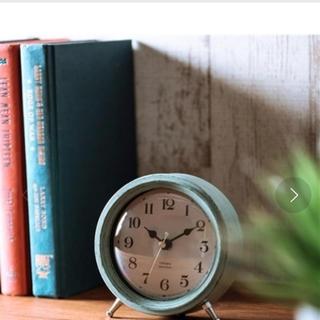 フランフラン(Francfranc)の置き時計(置時計)
