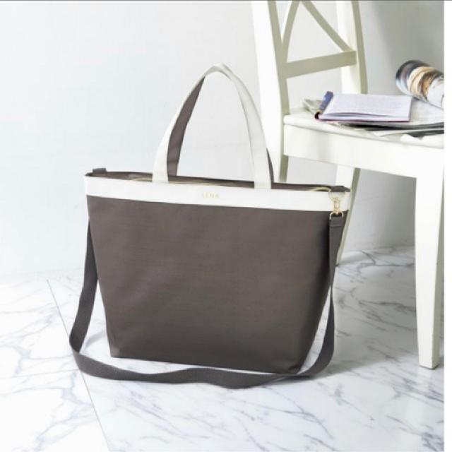 IENA(イエナ)の IENA メガトートバッグ 付録 レディースのバッグ(トートバッグ)の商品写真