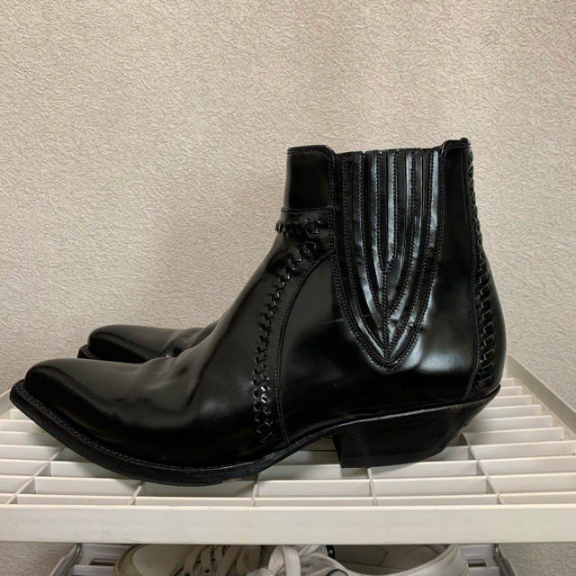 Saint Laurent(サンローラン)の15ss saint laurent paris サンティアゴ ブーツ メンズの靴/シューズ(ブーツ)の商品写真