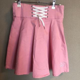 ピンクラテ(PINK-latte)のPINK-latte スカート(ひざ丈スカート)