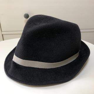 トゥモローランド(TOMORROWLAND)のアントニーペト 中折れハット 帽子(ハット)