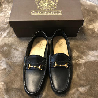 アパルトモンドゥーズィエムクラス(L'Appartement DEUXIEME CLASSE)のカミナンド caminando ビットローファー(ローファー/革靴)