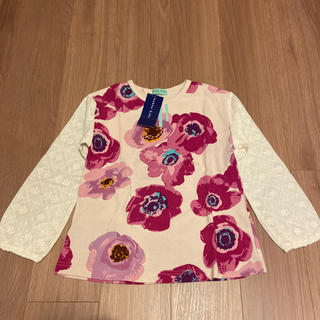 hakka kids - 新品アネモネTシャツ