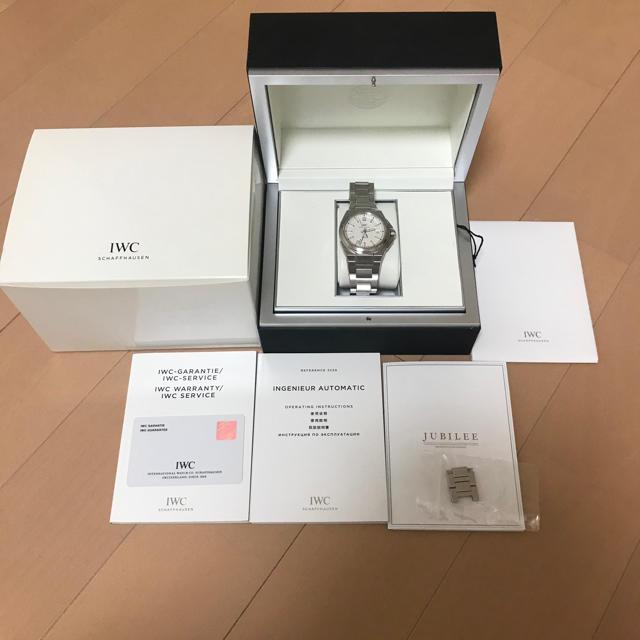 IWC - IWC インヂュニア Ref.IW323904 メンズ腕時計 の通販