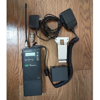 ケンウッド(KENWOOD)のアマチュア無線機 KENWOOD TH-405 ジャンク品(アマチュア無線)