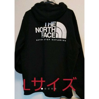 THE NORTH FACE - 新品☆正規品 ノースフェイス パーカー バックロゴ  Lサイズ