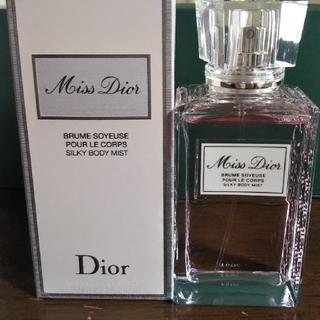 Dior - ミスディオール  シルキーボディミスト100ml