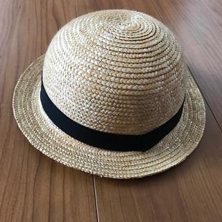 こども ビームス - CLASKA 麦わら帽子 キッズ 48センチ