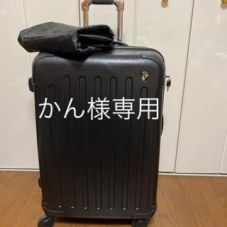 スーツケース 黒 大型