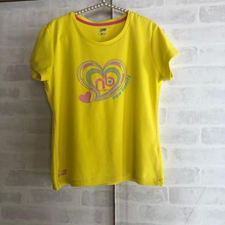 ニューバランス(New Balance)のニューバランス Mサイズ レディースTシャツ スポーツ(Tシャツ(半袖/袖なし))