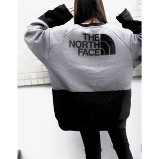 THE NORTH FACE - 新品 ノースフェイス スウェット Lサイズ