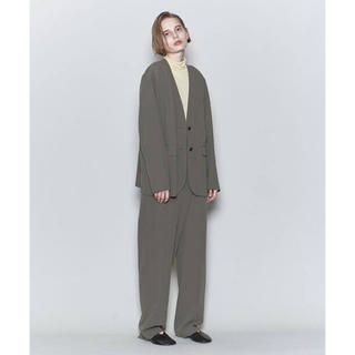 BEAUTY&YOUTH UNITED ARROWS - roku beauty&youth SET UP PANTS 36