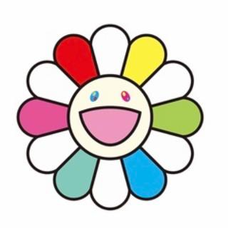 シュプリーム(Supreme)の村上隆 にっこりな毎日をお花さんと 一枚(その他)