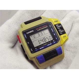 カシオ(CASIO)のCASIO デジタル腕時計 CMD-10 リモコン(腕時計(デジタル))