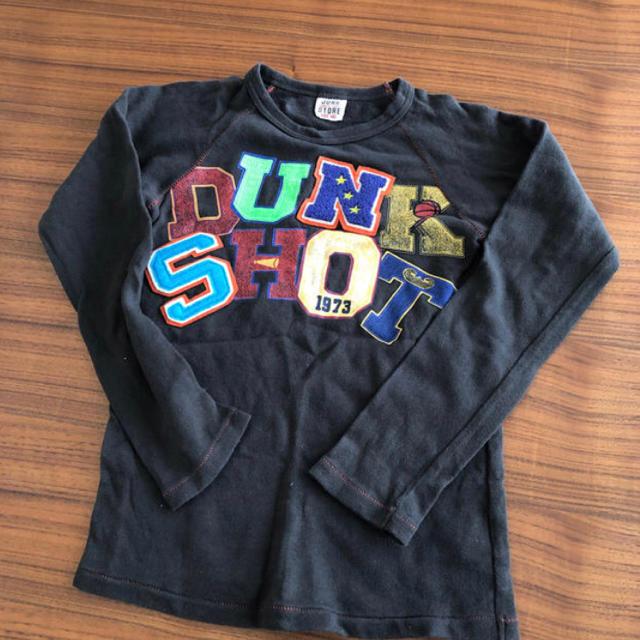 BREEZE(ブリーズ)のJUNK STORE 長袖Tシャツ 140サイズ キッズ/ベビー/マタニティのキッズ服男の子用(90cm~)(Tシャツ/カットソー)の商品写真