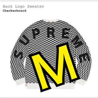 Supreme - 【新品未使用】【M】Supreme Back Logo Sweater