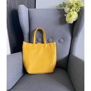 INDIVI - WORLD 黄色 バッグ