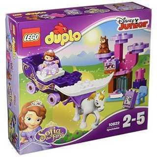 """レゴ (LEGO) デュプロ ディズニー ちいさなプリンセス ソフィア""""まほうの"""