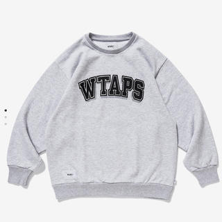 W)taps - WTAPS 20SS DAWN. DESIGN CREW NECK サイズS