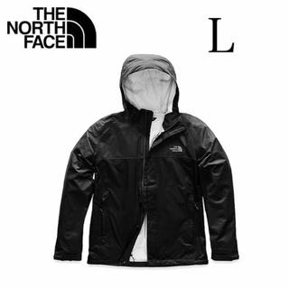 THE NORTH FACE - ノースフェイス NF0A2VD3 VENTURE 2 JACKET 黒 L
