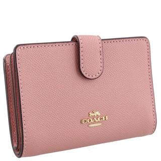 COACH - 新品・未使用 COACH  二つ折り財布 ウォレット