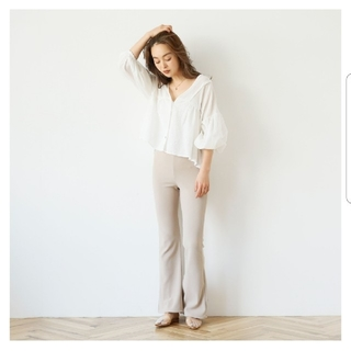 SeaRoomlynn - SeaRoomlynn  ☆新品☆ベーシックカットFLAREパンツ